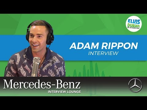 Adam Rippon on Olympic Life, Pride Month, and His Future | Elvis Duran Show