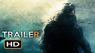 GODZILLA 2 Official Trailer (2019) King of the Monsters Millie Bobby Brown Sci-Fi Movie HD