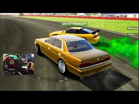 CarX Drift Racing PC w/Wheel! - UPDATE 3 NEW Cars Added In!! | SLAPTrain