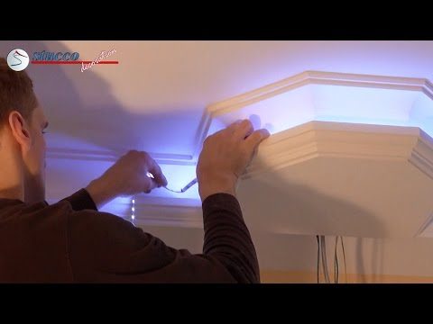 Led Lichtleiste LED Stripes LED Spots indirekte Beleuchtung