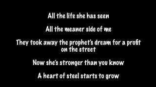 The Script  - Superheroes [Lyrics On Screen]