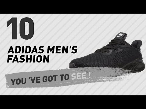 Adidas Running Shoes For Men // New And Popular 2017