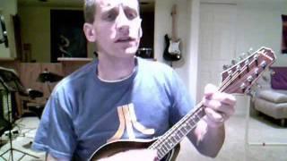 Before You Were Born (mandolin cover)