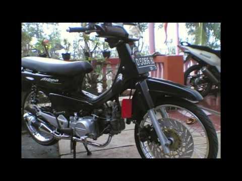 Video Cah Gagah | Video Modifikasi Motor Honda Grand Velg Jari-jari Keren Terbaru Part 2