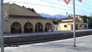 preview picture of video 'Estaciones de tren: Sant Celoni'
