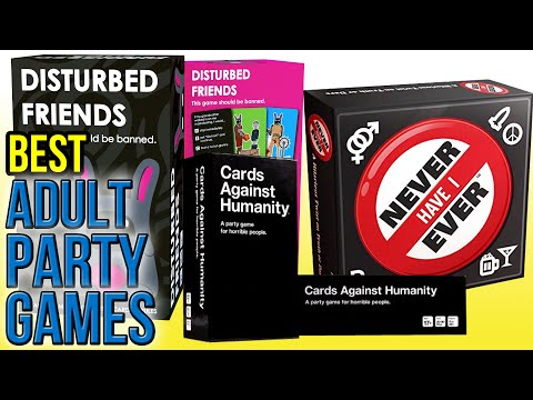 10 Best Adult Party Games 2016