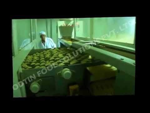 Potato Flakes Processing Line