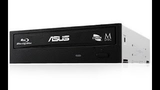 My ASUS BW-16D1HT 16x Blu-Ray Writer Review