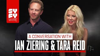 Tara Reid Talks To Syfy Wire