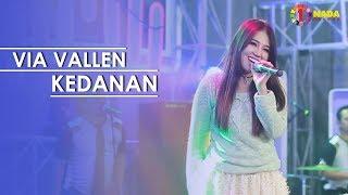 VIA VALLEN - KEDANAN With ONE NADA (Official Music Video)
