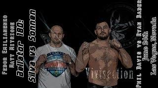 The MMA Vivisection - Bellator NYC: Sonnen vs. Silva picks, odds, & analysis