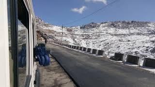 preview picture of video 'A trip to Natu LA pass (Indo-China border)'