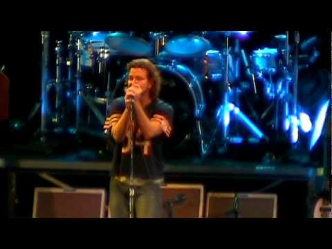 Pearl Jam - Glorified G (Newark '10) HD