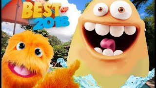Best Fuzzy Puppet Videos of the Year 2017! 🚗 Most Favorite Top 10 Toys for kids of the year