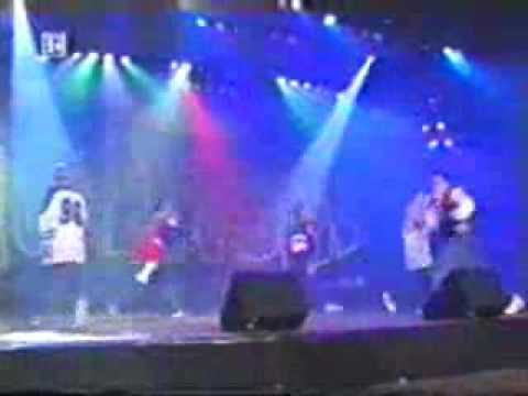 Backstreet Boys - 1995 We Got It Going On First Time On Stage In Germany