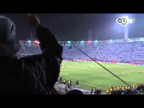 """Conheça as músicas que embalaram a torcida do Peñarol na"" Barra: Barra Amsterdam • Club: Peñarol"