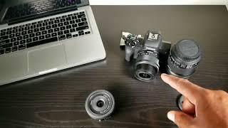 canon m50 lens adaptor - मुफ्त ऑनलाइन