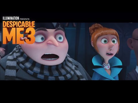 Despicable Me 3 Special Edition -  Something New - Digital 11/21  Blu-ray 12/5