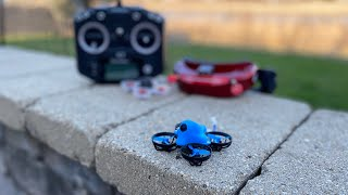 Beta65x HD - The world's smallest cinewhoop