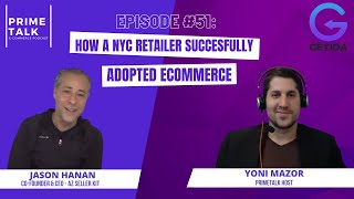 Jason Hanan | How a NYC Retailer Successfully Adopted Ecommerce