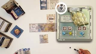 The 7th Continent – Setup and rules