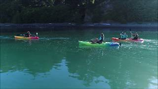 Lincoln City Guided Kayak Tours - Safari Town Surf