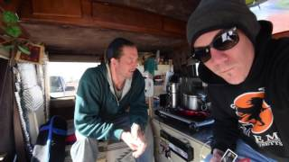 Very Cool Gypsy Style Van Dwelling Tour & Interview