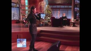 Charice: I Will Always Love You @Ellen (HQ)