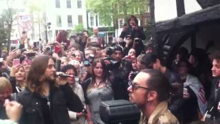 Up In The Air - 30 SECONDS TO MARS LIVE LONDON SOHO SQUARE
