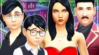 LET'S PLAY WITH TOWNIES🏡 // THE SIMS 4 | THE GOTHS - WE'RE HOME WRECKERS!😬