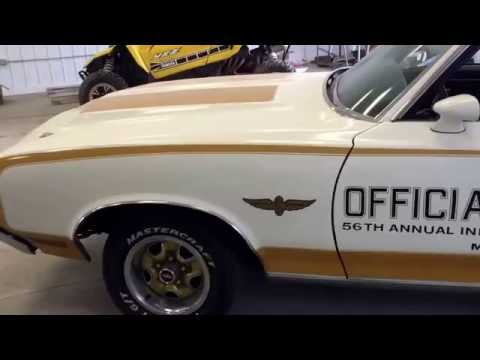 Video of '72 Hurst - JPOO