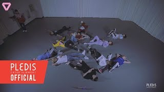 [SPECIAL VIDEO] SEVENTEEN(세븐틴)   어쩌나 (Oh My!) Dance Practice Rearview Ver.