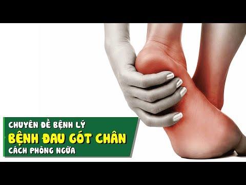 Chuyên đề bệnh lý - Đau gót chân - Cách phòng ngừa