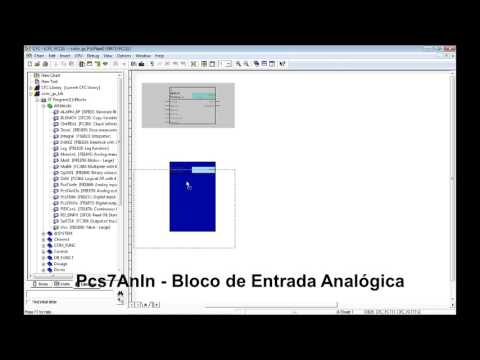 Siemens PCS7 V8.1 Training Getting Started Part 4 - YouTube