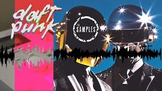 The Samples: Daft Punk Edition