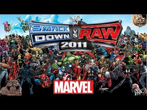 WWE SvR 2011 - 30 EPIC CAWS PSP SAVE DATA (Download Link in