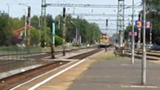 preview picture of video '[MÁV] V43-3185 (Siófok)'