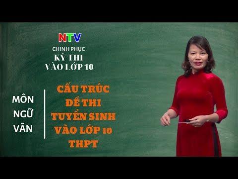 Kiến thức ngữ văn lớp 9 | Chuyên đề: Hướng dẫn ôn luyện làm bài thi vào lớp 10 THPT