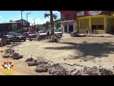 Segue a Nova Praça com recuo do Distrito do Barnabés
