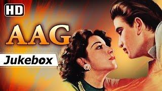 Aag 1948 Songs HD  Raj Kapoor  Nargis  Premnath  Ram Ganguli Hits