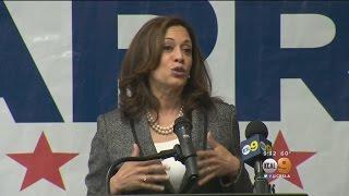 Kamala Harris Among Large Group Of Senate Candidates
