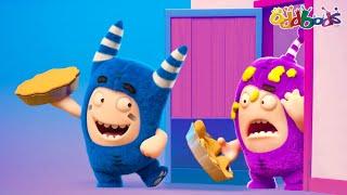 Oddbods | NEW | BEST APRIL FOOL'S PRANKS | Funny Cartoons For Kids