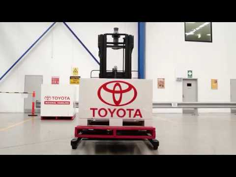 About Toyota Material Handling