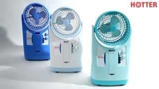 Вентилятор Aqua Aero Cooler - морской бриз в городской квартире