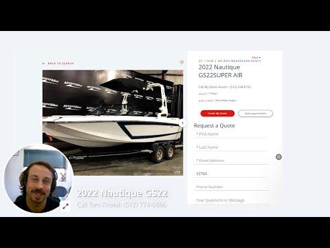 2022 Nautique                                                              GS22SUPER AIR Image Thumbnail #0