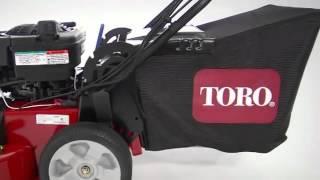 Tosaerba Toro TimeMaster Intro.
