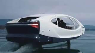 The water taxi the future