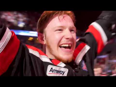 Coffee With Carley | Evgeny Svechnikov | Detroit Red Wings