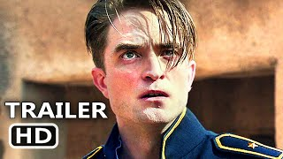 WAITING FOR THE BARBARIANS Official Trailer (2020) Robert Pattinson, Johnny Depp Movie HD