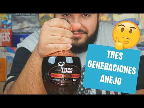 TRES GENERACIONES ANEJO TEQUILA REVIEW